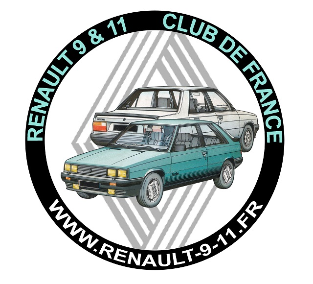 Renault 9 et 11 Club de France